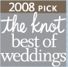 2008 Pick - The Knot Best of Weddings