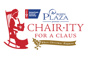 Rosen Plaza Chair-ity for a Claus