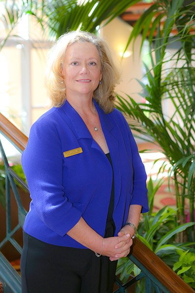 Crystal Grice – Director of Convention Services and Catering