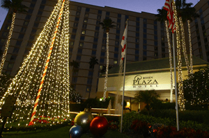 Rosen Plaza Christmas Stay Package
