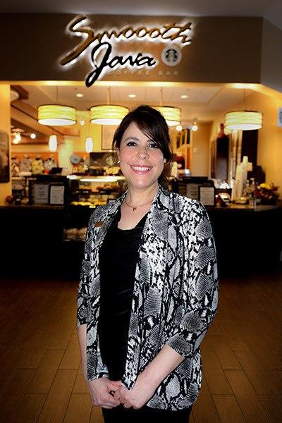 Ahlam Sakout – Outlets Manager