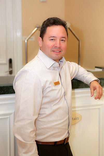 Andres Zuluaga – Bell Services Manager