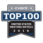 Cvent Top 100 United States Meeting Hotels - 2018