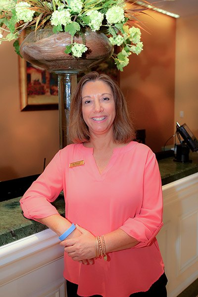 Dee Rencoukos – Director of Front Services