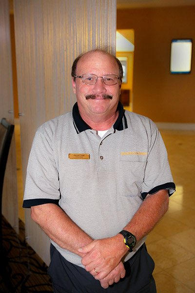 Howard Noble – Warehouse Manager