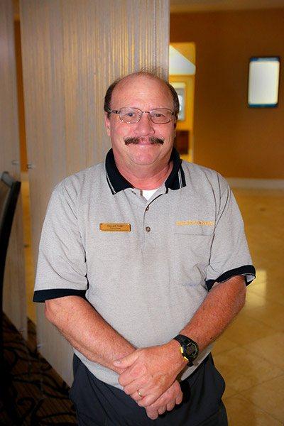 Howard Noble – Warehouse Manager