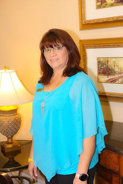 Martha Rodriguez – Executive Assistant