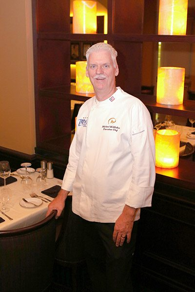 Michael McMullen – Executive Chef