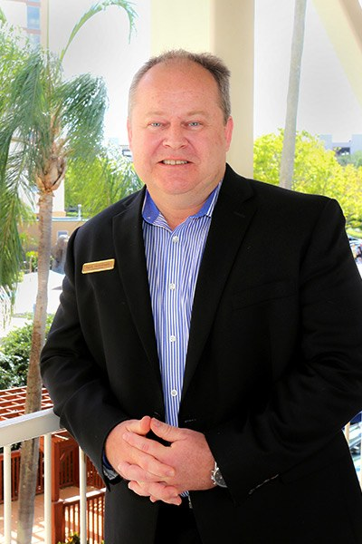 Patrick VanBenthusen – Director of Security