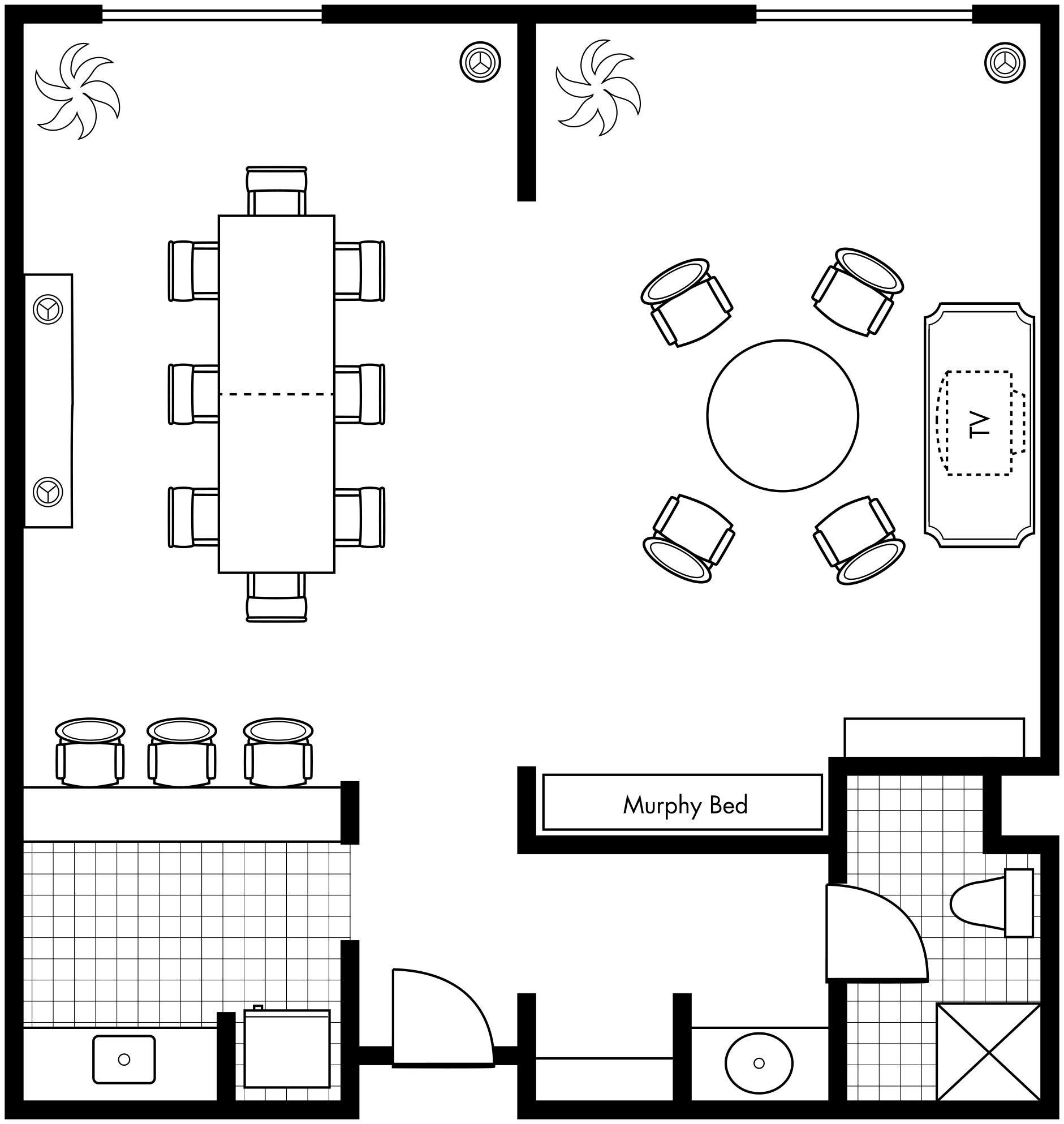 Room Floorplan