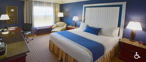 ADA Compliant Guestrooms