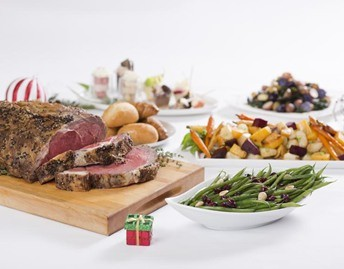 Christmas Holiday Buffet at Rosen Plaza Offer