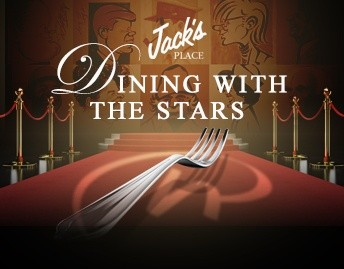 Dining With The Stars at Jack's Place Restaurant Offer