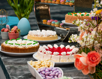 Easter Buffet Brunch at Rosen Plaza Hotel Orlando | International Drive Offer