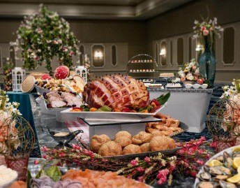 Easter Buffet Brunch at Rosen Plaza® Offer