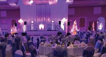 Rosen Plaza Ballroom Set-Up