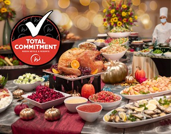Orlando Thanksgiving Buffet at Rosen Plaza Hotel Offer