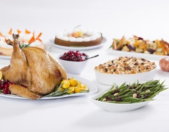Thanksgiving Buffet at Rosen Plaza
