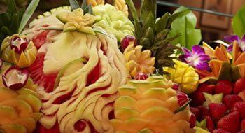 Cafe Matisse Fruit