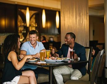 View Dining and Lounge Options Photo Gallery