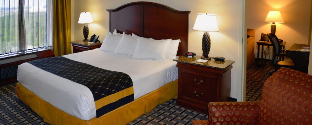 Executive King Suite Bed