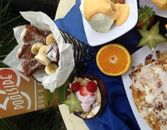 Sunday Brunch at '39 Poolside Bar & Grill Offer