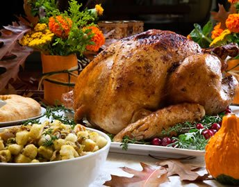 Bountiful Thanksgiving Stay Package Offer
